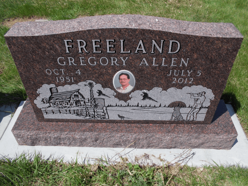 f6a600f423 10+ Ideas To Create A Personalized Headstone