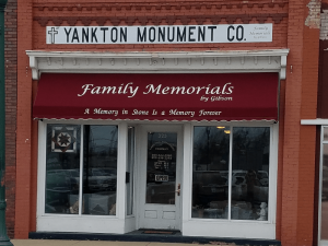 Family Memorials by Gibson - Yankton Monument Company + Office