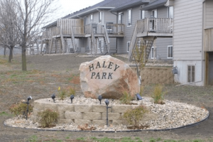Haley Park Family Memorials by Gibson Landscape Stones