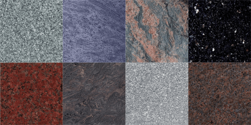 20 Of Our Most Por Granite Colors
