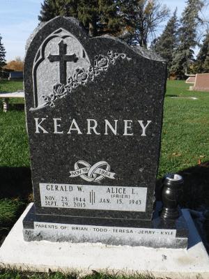 20 Of Our Most Popular Granite Colors Family Memorials